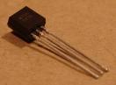 BC547B, tranzisztor