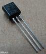 BC550C, tranzisztor