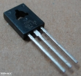 BD139, tranzisztor