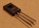 BD236, tranzisztor