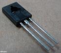 BD237, tranzisztor