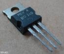 BD240, tranzisztor