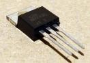 BD243C, tranzisztor