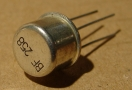 BF258, tranzisztor