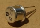 BF259, tranzisztor
