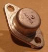 AD162, tranzisztor
