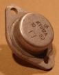 KT812A, tranzisztor