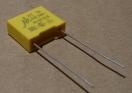 15nF, 310V, kondenzátor