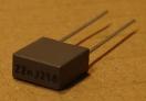 22nF, 250V, kondenzátor