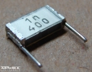 1nF, 400V, kondenzátor