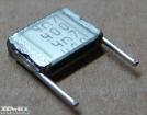 4,7nF, 400V, kondenzátor
