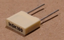 1,5nF, 100V, kondenzátor
