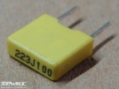22nF, 100V, kondenzátor