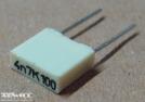 4,7nF, 100V, kondenzátor