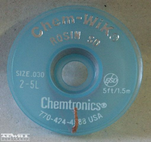 Ónelszívó sodrat, 0,8mm