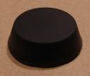Gumi készülékláb, 23mm