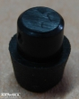 Gumi készülékláb, 7,5mm