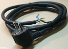 Hálózati kábel blankolt véggel, 5m