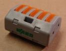 WAGO 222-415, csatlakozó