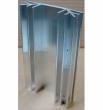 Hűtőborda, 70x120x19