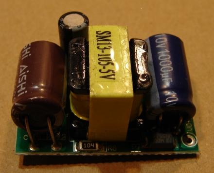 5V, 1A, adapter