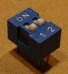 DIL-2, kapcsoló