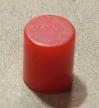 Nyomógonb/kapcsoló működtető kupak