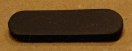 Gumi készülékláb, 20,5x6,5mm