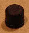 Gumi készülékláb, 6mm