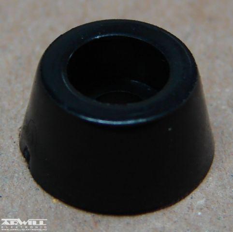 PVC készülékláb, 11mm