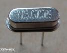 6,000MHz, kvarc
