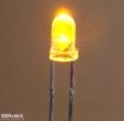 LL304-UYC2E-Y22BC, 3mm sárga led