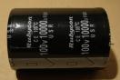 10000uF, 100V, elektrolit kondenzátor
