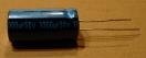 1000uF, 50V, elektrolit kondenzátor