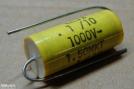 100nF, 1000V, kondenzátor