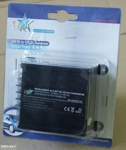 12V, 10A, adapter