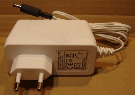 12V, 2,5A, adapter