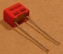 220pF, 1000V, kondnezátor