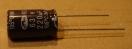 220uF, 63V, elektrolit kondenzátor