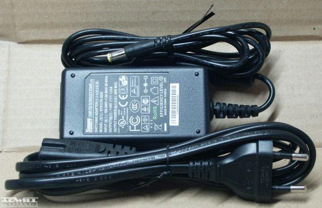 24V, 1,25A, adapter