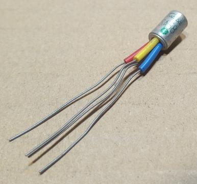 2SA58, tranzisztor