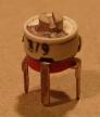 3-9pF, trimmer kondenzátor
