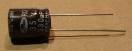 330uF, 35V, elektrolit kondenzátor