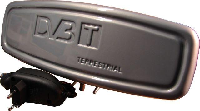 DVB-T kültéri antenna