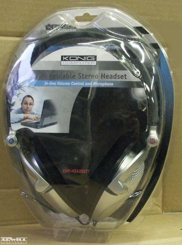 HEADSET-7, mikrofonos fejhallgató