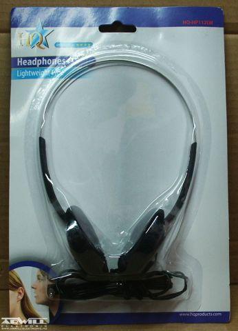 HP-112, fejhallgató