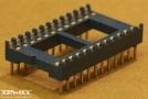 IC foglalat, DIP-24