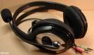 LM-135, mikrofonos fejhallgató