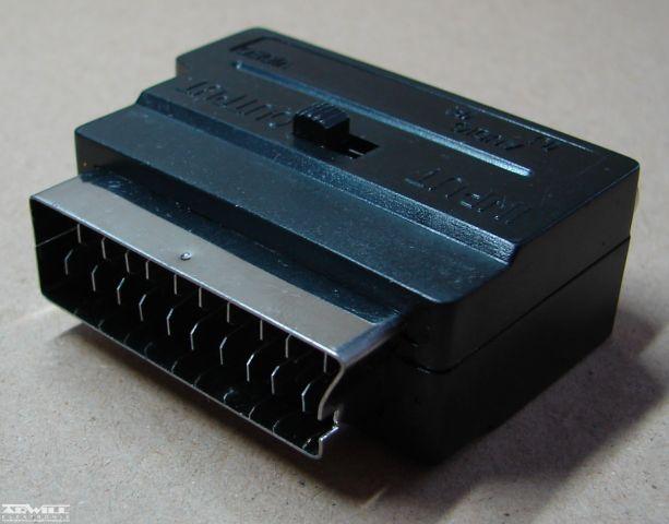 Scart/RCA átalakító