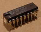 TDA1074A, integrált áramkör